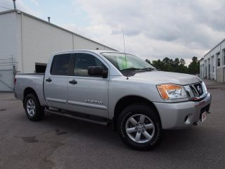 Used 2013 Nissan Titan in Fayetteville, North Carolina