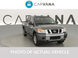 Used 2013 Nissan Titan SV in Greenville, North Carolina