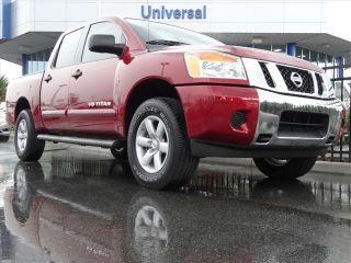 Used 2013 Nissan Titan SV in Orlando, Florida