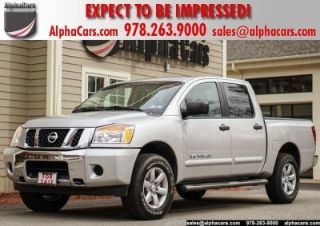 Used 2013 Nissan Titan S in Bethlehem, Pennsylvania