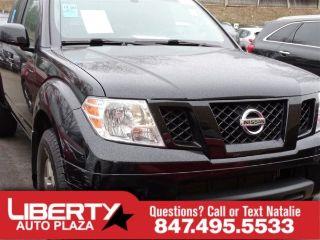 Nissan Frontier PRO-4X 2012