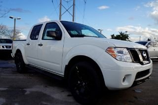Used 2018 Nissan Frontier SV in Davie, Florida