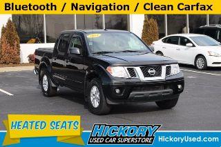 Nissan Frontier SV 2014