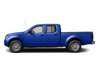 Nissan Frontier PRO-4X 2014