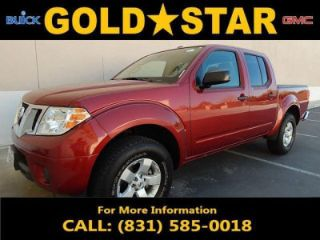 Used 2013 Nissan Frontier SV in Salinas, California
