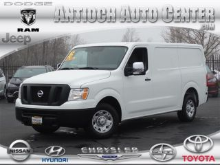 Used 2016 Nissan NV 2500HD in Antioch, California