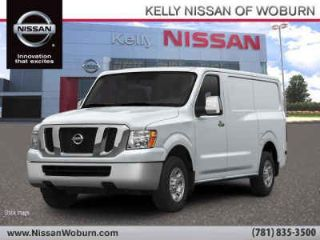 Used 2016 Nissan NV 3500HD in Woburn, Massachusetts