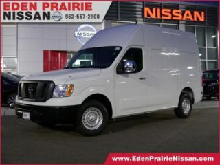 Used 2016 Nissan NV 3500HD in Eden Prairie, Minnesota