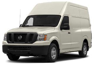 Nissan NV 2500HD 2014