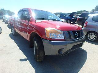 Nissan Titan XE 2008