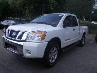 Used 2013 Nissan Titan SV in Dothan, Alabama