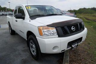 Nissan Titan SV 2013