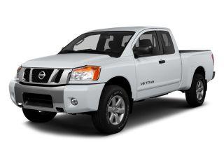 Nissan Titan S 2013