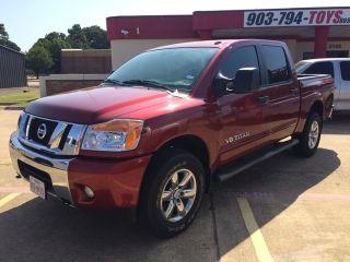 Used 2013 Nissan Titan SV in Texarkana, Texas