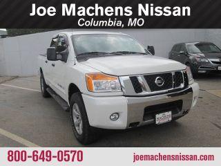 Used 2013 Nissan Titan SV in Columbia, Missouri