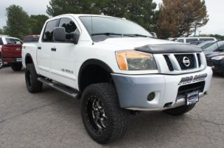 Used 2013 Nissan Titan PRO-4X in Longmont, Colorado