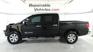Used 2013 Nissan Titan SV in Harrisburg, South Dakota