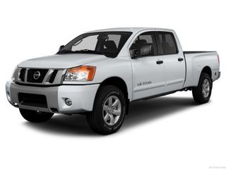 Used 2013 Nissan Titan in Manhattan, Kansas