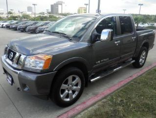 Used 2013 Nissan Titan SL in San Antonio, Texas