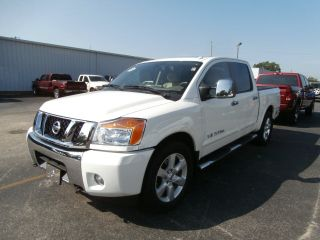 Used 2013 Nissan Titan SL in Enterprise, Alabama