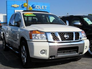 Used 2013 Nissan Titan SL in Savannah, Georgia