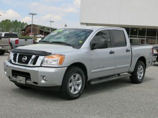 Used 2013 Nissan Titan SV in Baldwin, Georgia