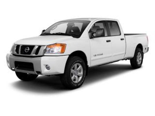 Used 2013 Nissan Titan SV in Griffin, Georgia