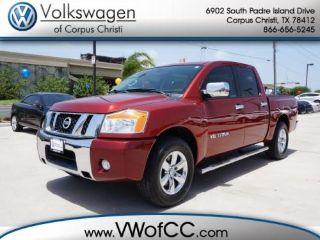 Used 2013 Nissan Titan SV in Corpus Christi, Texas