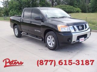 Used 2013 Nissan Titan SV in Longview, Texas