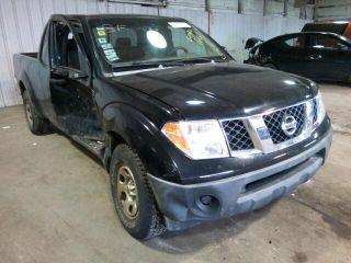 Nissan Frontier XE 2007