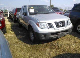 Nissan Frontier S 2014