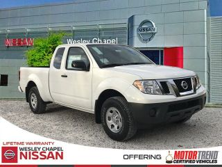 Used 2018 Nissan Frontier S in Wesley Chapel, Florida