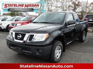 Used 2018 Nissan Frontier S in East Providence, Rhode Island