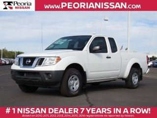 Used 2018 Nissan Frontier S in Peoria, Arizona
