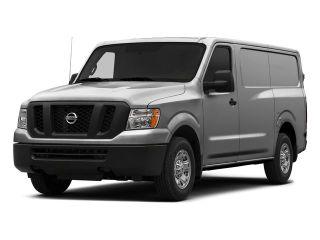 Nissan NV 1500 2016