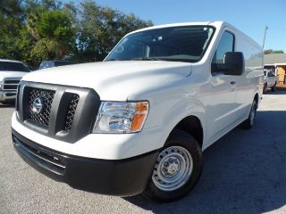 Used 2016 Nissan NV 1500 in Tampa, Florida