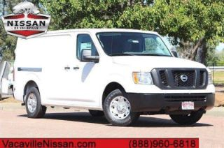 Used 2016 Nissan NV 1500 in Vacaville, California