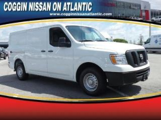 Used 2016 Nissan NV 1500 in Jacksonville, Florida