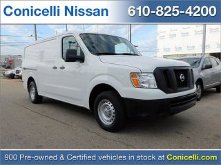 Used 2016 Nissan NV in Conshohocken, Pennsylvania