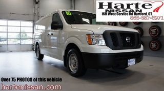 Used 2016 Nissan NV 1500 in Hartford, Connecticut
