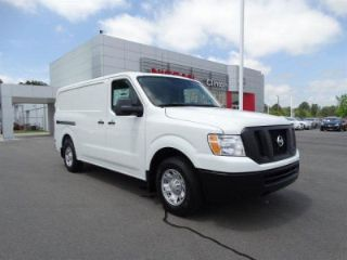 Used 2016 Nissan NV 1500 in Clinton, North Carolina