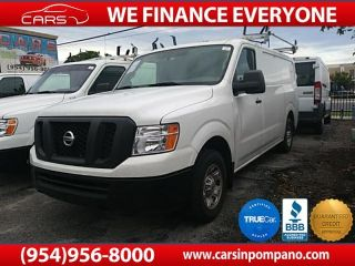 Used 2016 Nissan NV 1500 in Pompano Beach, Florida