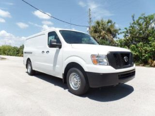 Used 2016 Nissan NV 1500 in West Palm Beach, Florida