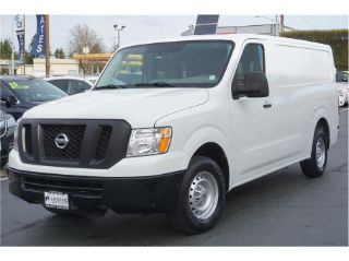 2014 Nissan NV 2500HD