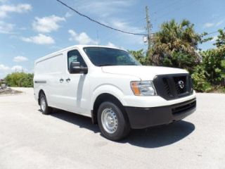 Used 2016 Nissan NV 2500HD in West Palm Beach, Florida