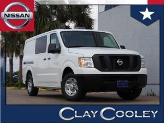 Used 2016 Nissan NV 2500HD in Dallas, Texas