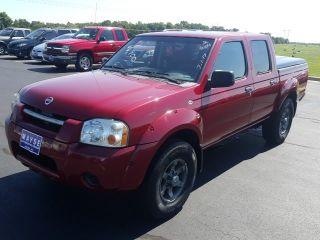 Nissan Frontier 2004