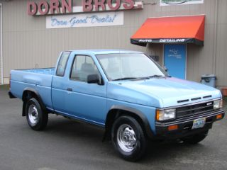 used 1989 nissan pickup in pittsburg, california 1989 Nissan Pickup Bench Seat