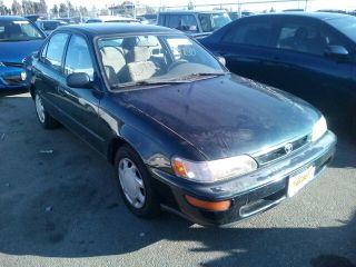 Toyota Corolla DX 1996