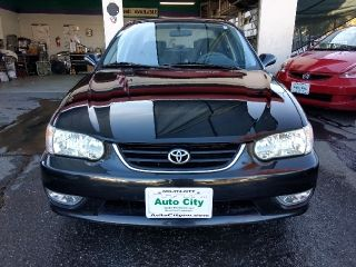 used 2002 toyota corolla s in redwood city california used 2002 toyota corolla s in redwood city california